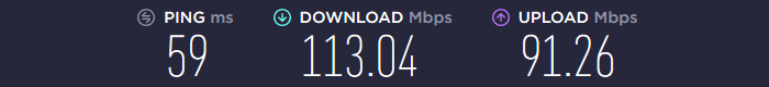 Bitmask VPN Speed EU