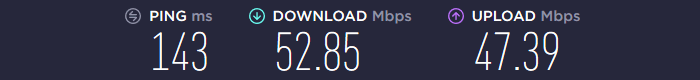 Bitmask VPN Speed US