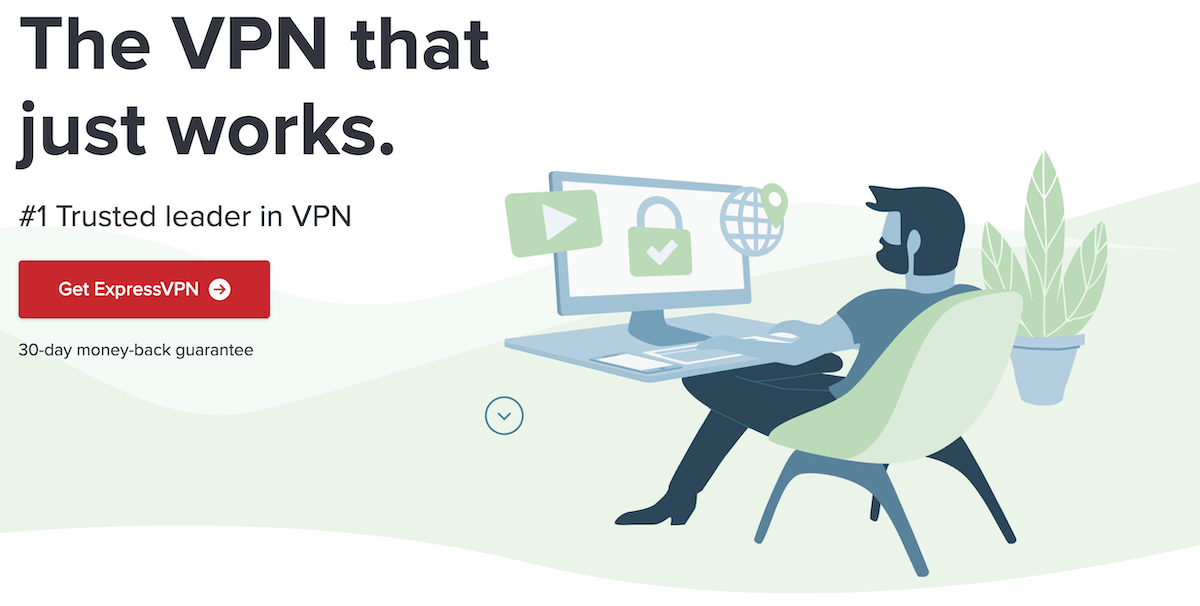 ExpressVPN best choice