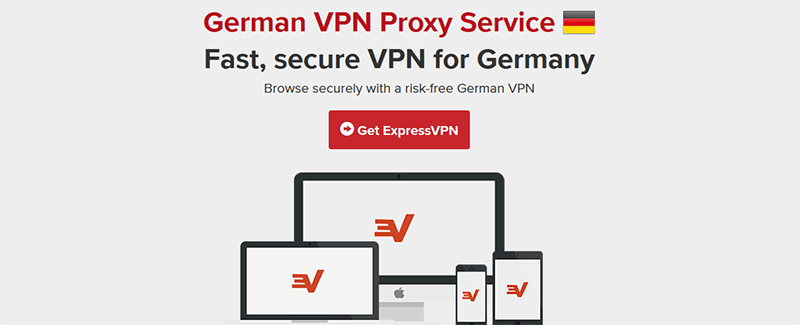 ExpressVPN in Germany