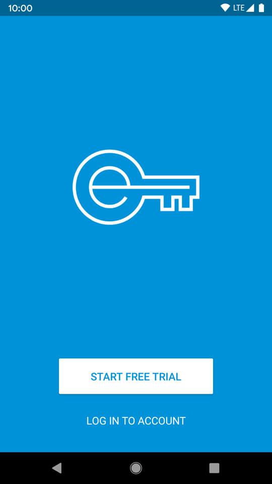 Free trial encrypt.me
