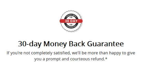 McAfee VPN Money-back