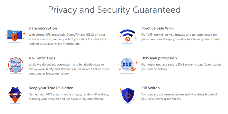 NameCheap security