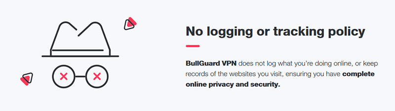 No-log BullGuard VPN