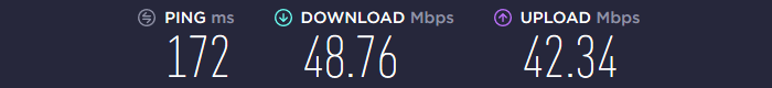 OneVPN Speed US