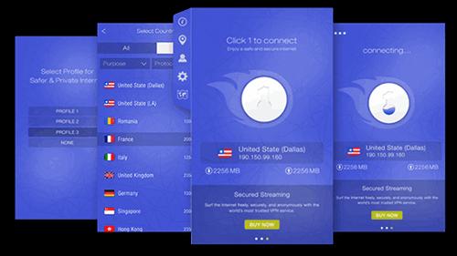 OneVPN app