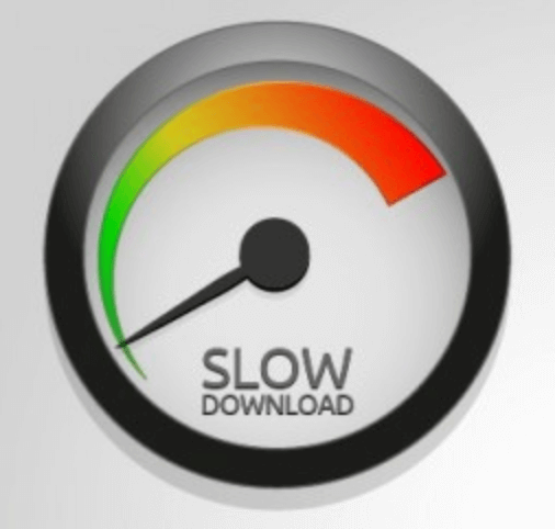 Slow download
