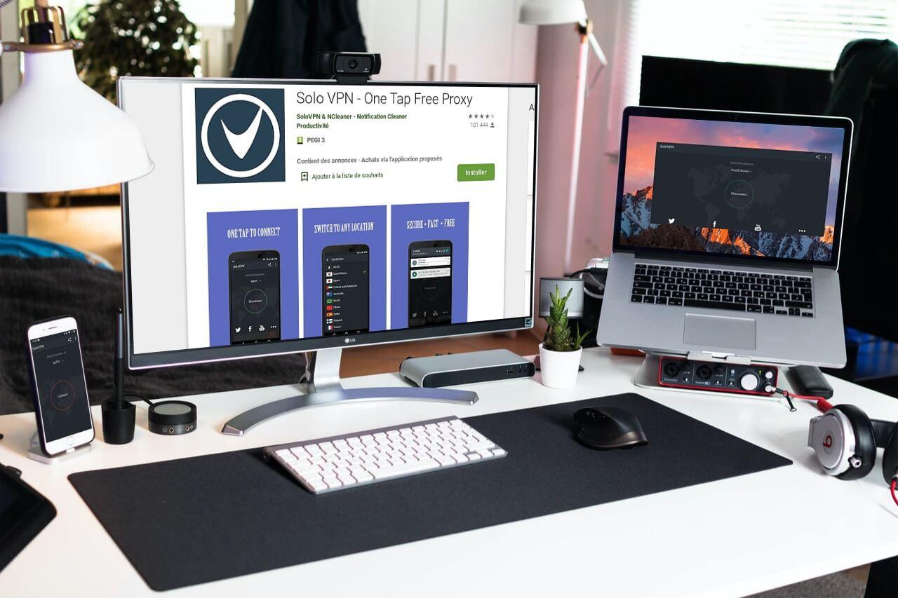Solo VPN Review
