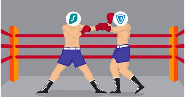 Surfshark vs ZenMate