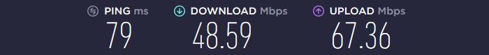 SwitchVPN Speed EU