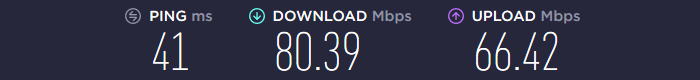 TigerVPN Speed EU