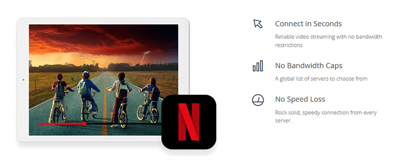 UltraVPN with Netflix