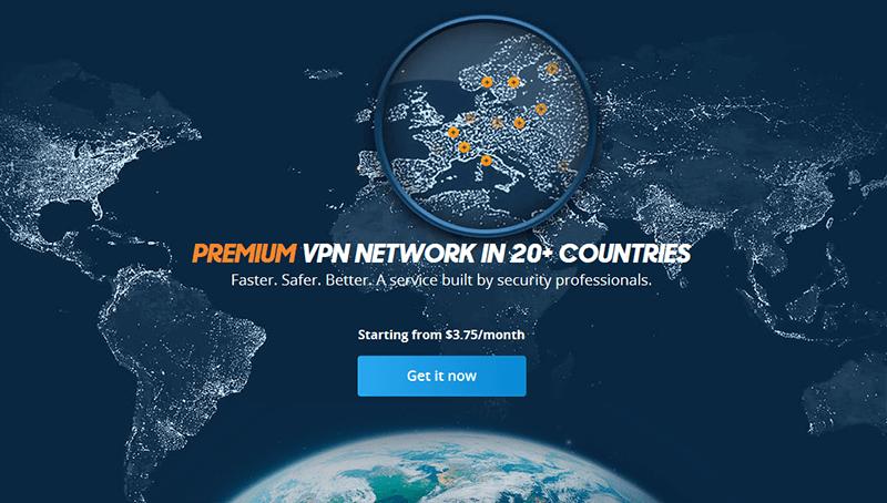 VPN.ac servers
