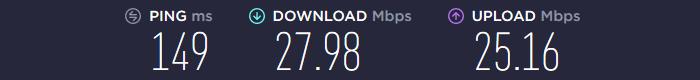 VPNTunnel Speed US