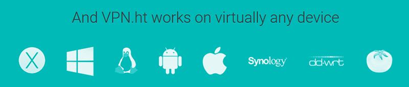 VPNht compatibility