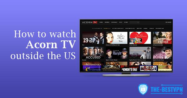 Acorn TV outside US