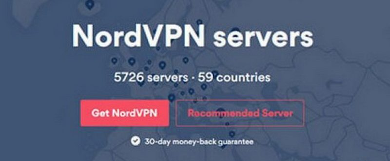 NordVPN servers and locations