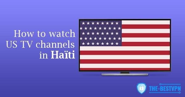 US TV Haiti
