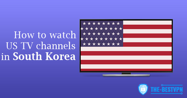 US TV South Korea