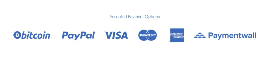 Windscribe payment choices