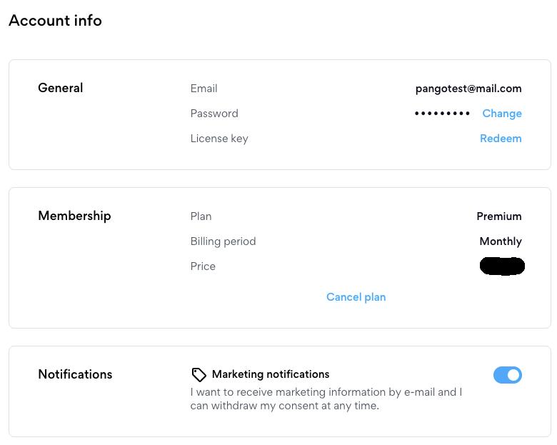 how to cancel Hotspot Shield subscription