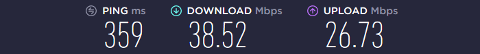 ibVPN Speed Asia