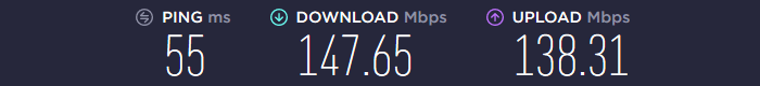 ibVPN Speed EU