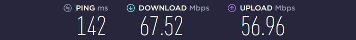 ibVPN Speed US