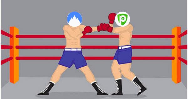NordVPN vs PureVPN