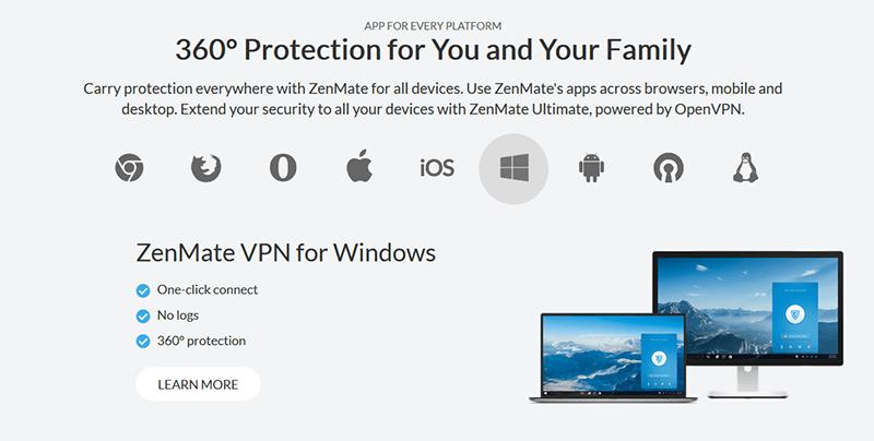 ZenMate presentation