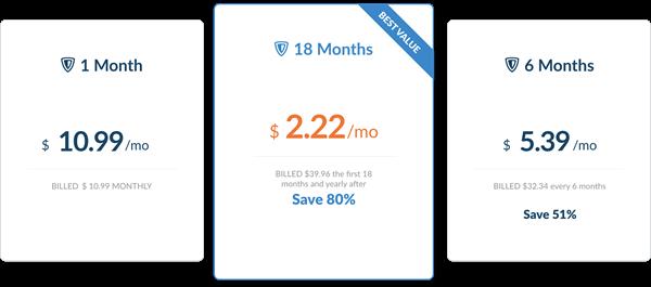 ZenMate-prices