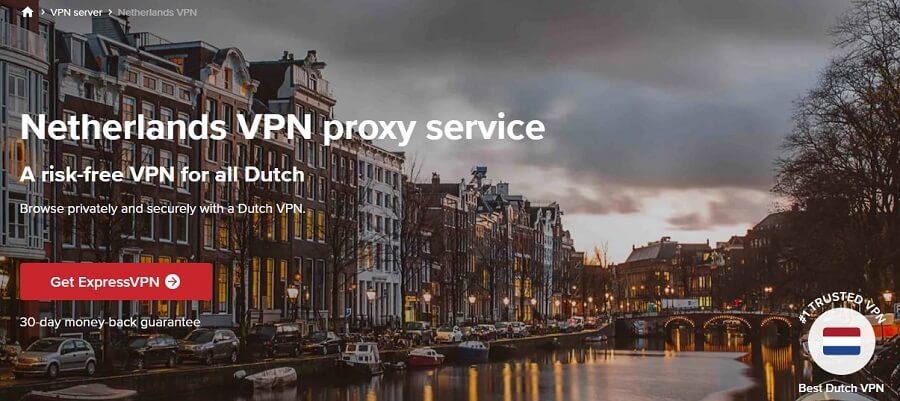 ExpressVPN Netherlands