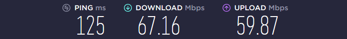 WeVPN Speed US