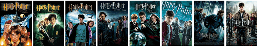 Harry Potter Movies Franchise