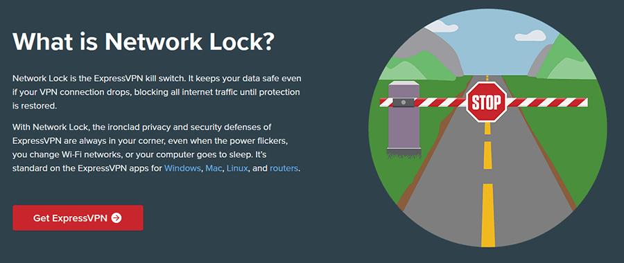 Network Lock ExpressVPN