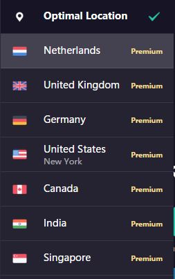 Proxy Master VPN Servers 2