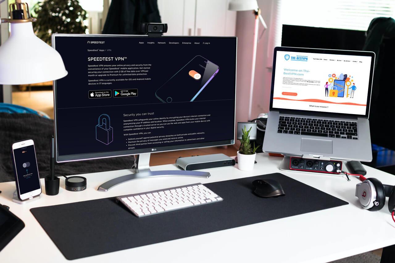 Speedtest VPN review