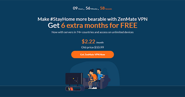 ZenMate Coupon and Discount