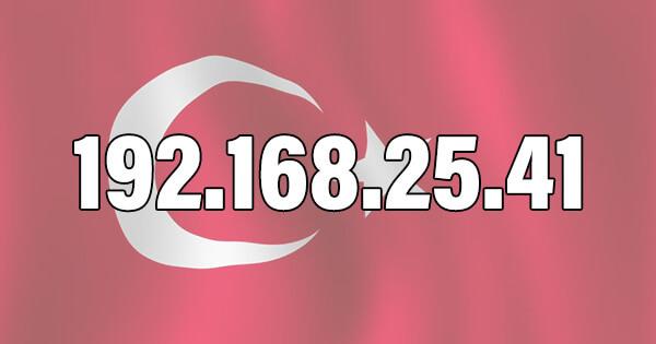 Get Turkish IP