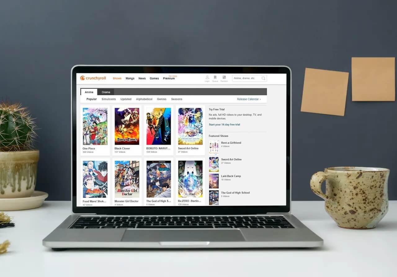 How to Watch Crunchyroll