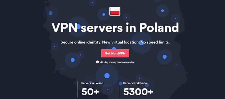 NordVPN Poland