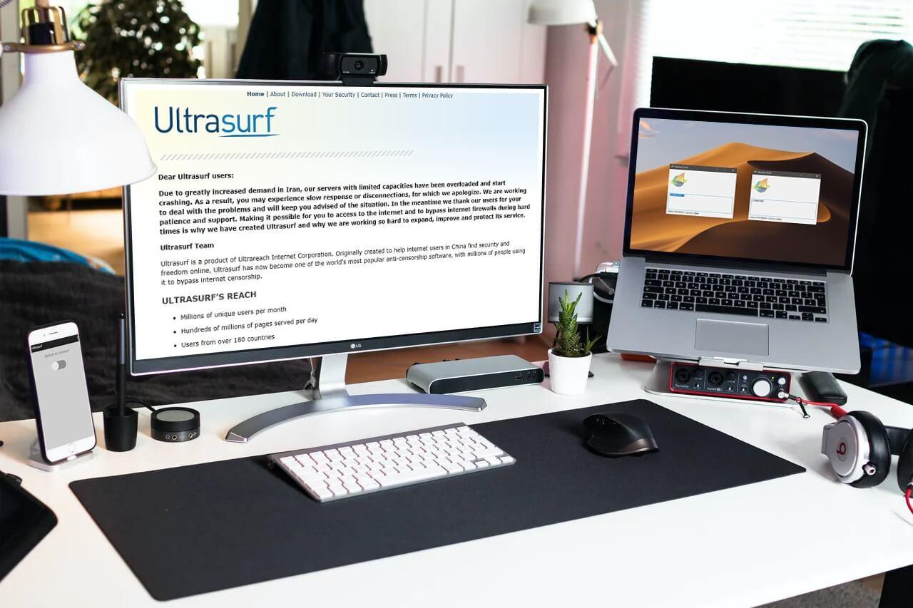 Ultrasurf VPN Review