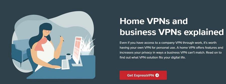 ExpressVPN Business