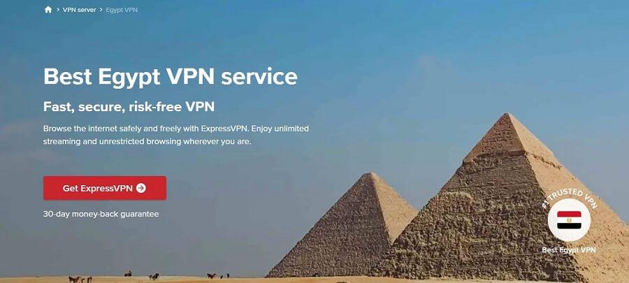 ExpressVPN Egypt