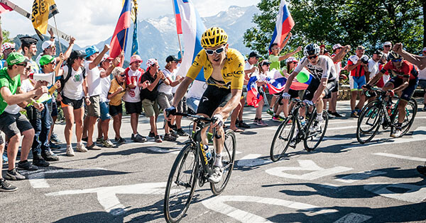 Watch Tour de France 2021