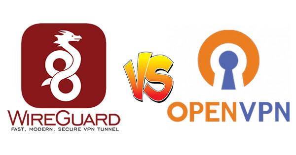 WireGuard OpenVPN Comparison