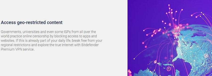 Bitdefender Streaming