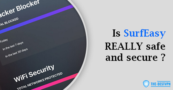 Is SurfEasy Safe and Secure
