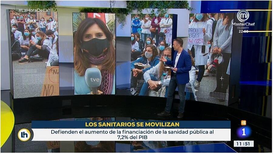 La Vuelta Unblocking