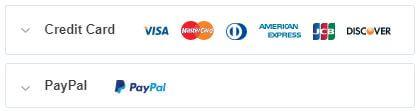 SaferVPN Payment Methods